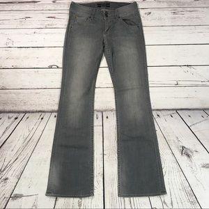 Hudson jeans flap pocket bootcut denim jeans